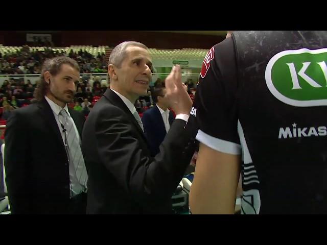 I time out di coach Valerio Baldovin
