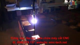 May Cat CNC Mini Oxy Gas Plasma EMC 1500x6000
