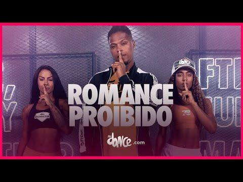 Romance Proíbido - Kevin o Chris e Ferrugem  FitDance TV Coreografia  Dance