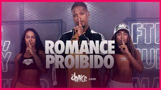 Romance Proíbido - Kevin o Chris e Ferrugem | FitDance TV (Coreografia Oficial) Dance
