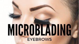 Микроблейдинг на Вежди| Предимства и Недостатъци| Microblading Eyebrows