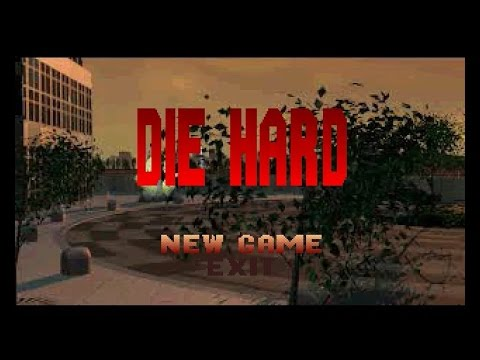 PSX Longplay [204] Die Hard Trilogy: Die Hard (Part 1 of 3)
