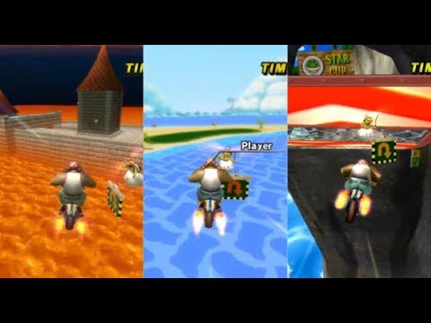 Three Incredible Mario Kart Wii Shortcut Glitches Discovered
