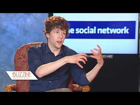 The Social Network: Jesse Eisenberg, Andrew Garfield and Justin Timberlake - Buzzine Interviews