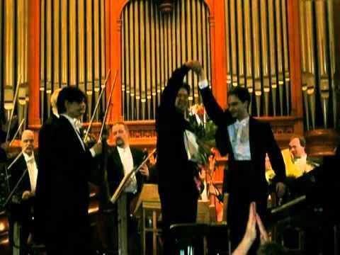 Andrei Gavrilov plays Tchaikovskiy Concerto No 1, Finale