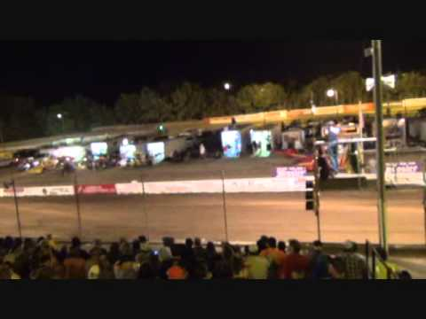ASCS Warrior Sprints Double X Speedway 7 28 13 Video