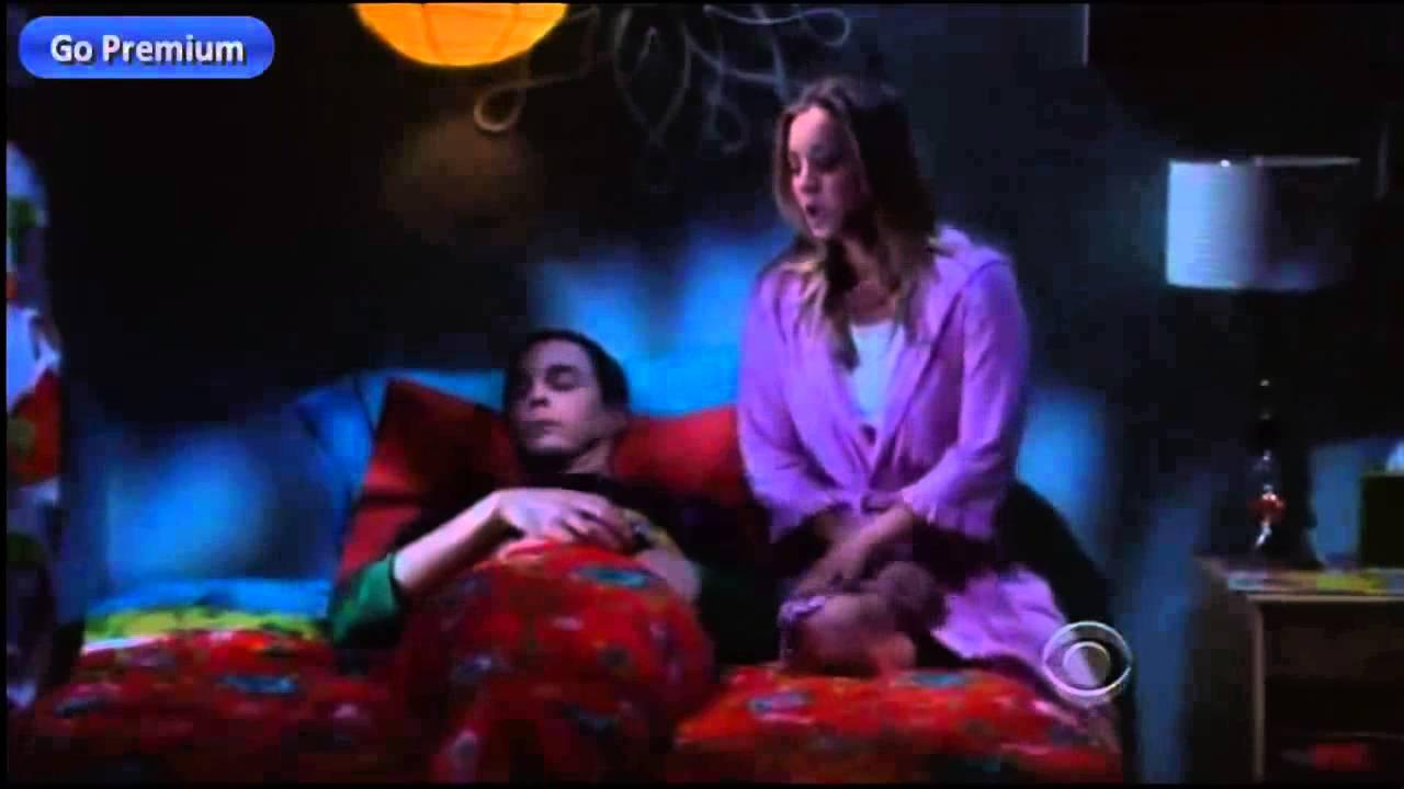 Dulce Gatito The Big Bang Theory Youtube