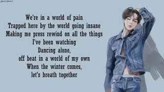 BTS (방탄소년단) - Life Goes On   English Cover   Lyrics