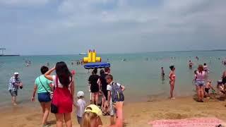 В Анапе купальный сезон начался!
