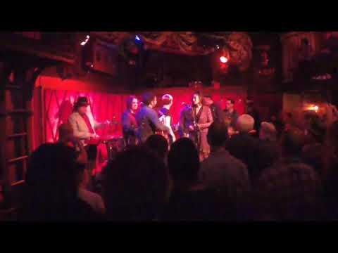 """Stop Draggin' My Heart Around"" Tom Petty tribute @ Rockwood music hall"