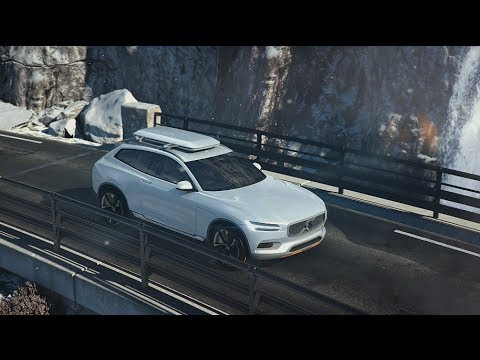 Introducing The Volvo Concept Xc Coupe