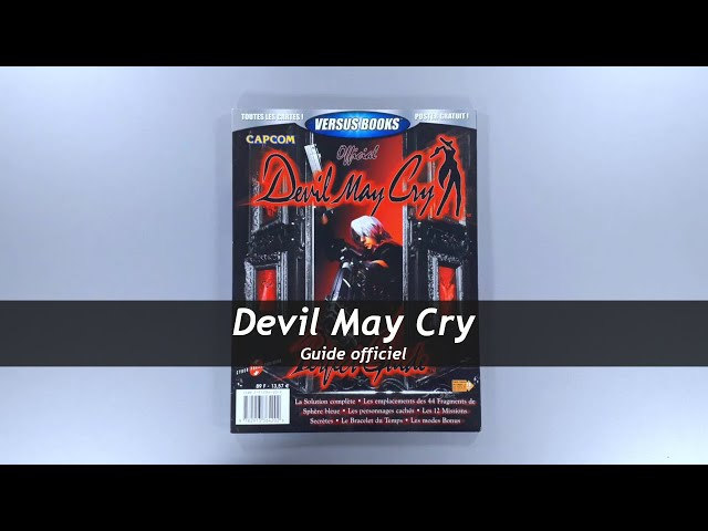 Devil May Cry - Guide officiel