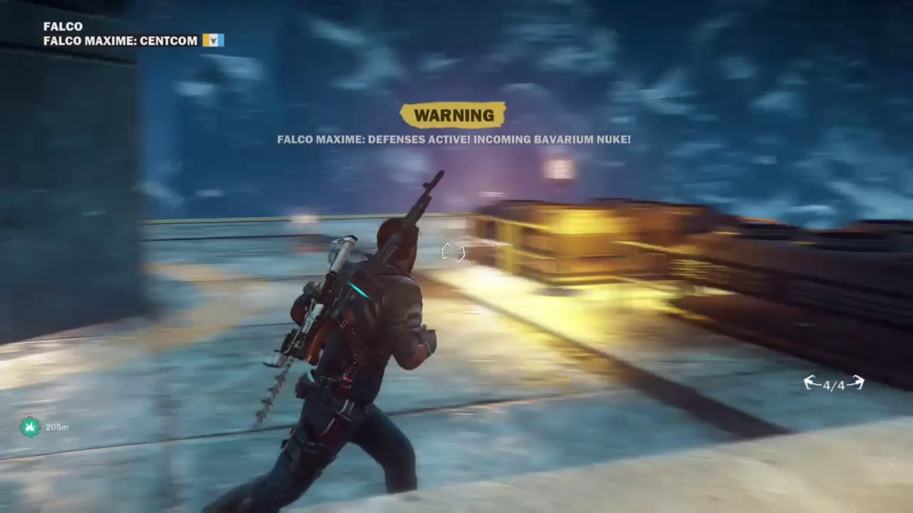 Just Cause 3 How To Disable The Bavarium Nuke At Falco Youtube