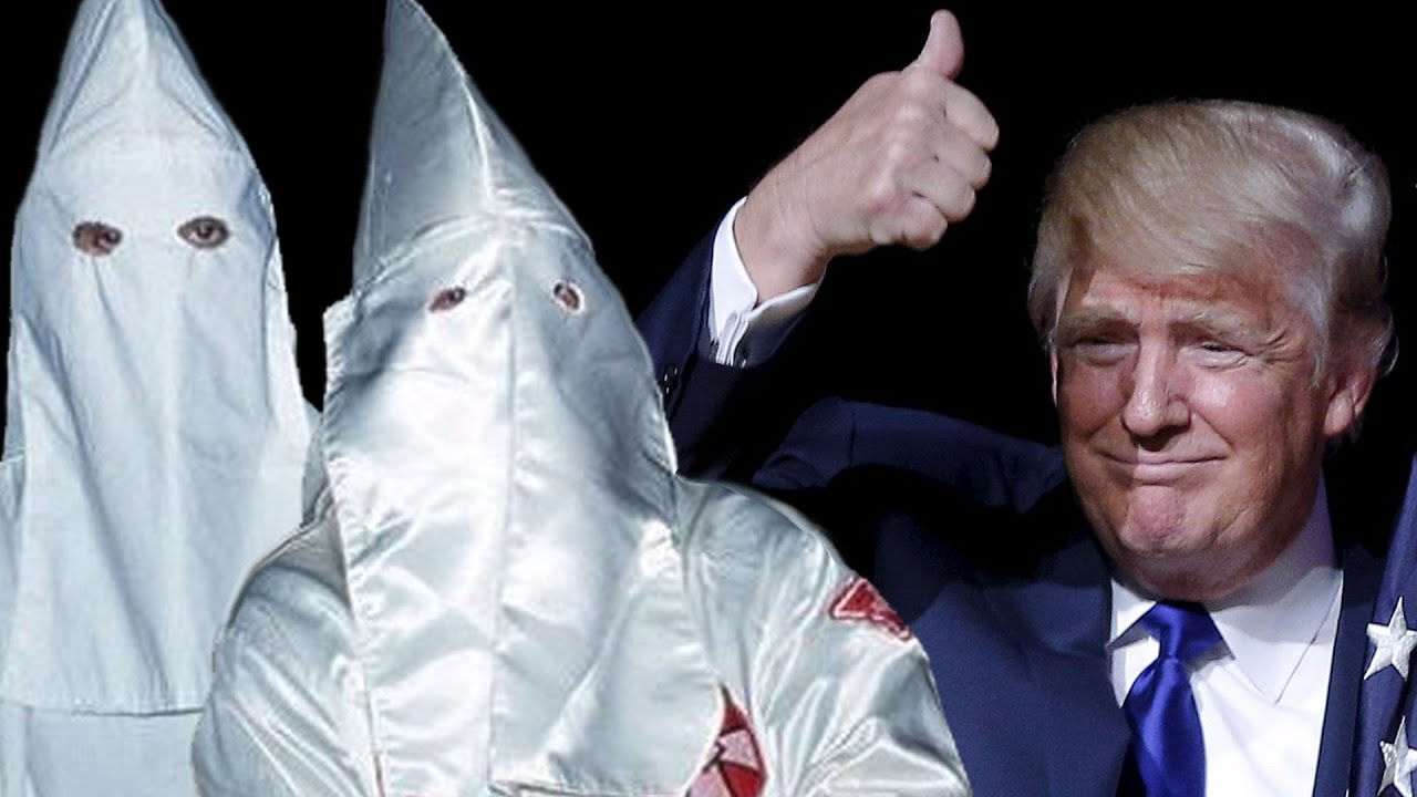 Image result for David Duke and the Ku Klux Klan