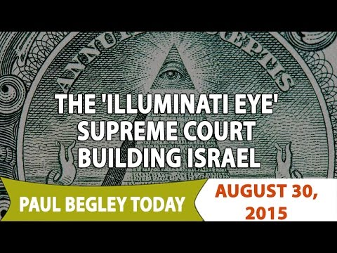 Paul Begley Today - The 'Illuminati Eye' Supreme Court ...