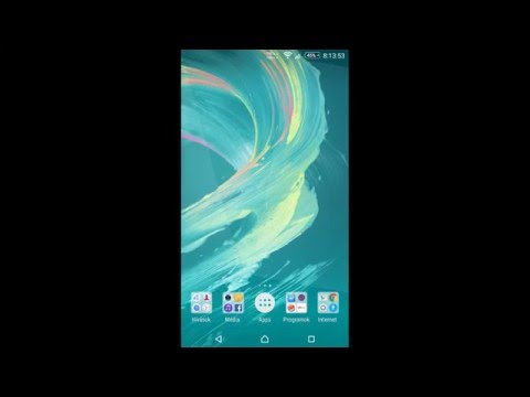 [MOD]Xperia X series themes, laucher and icon pack (Android 6 0 Marshmallow)