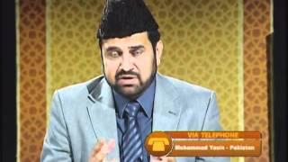 MTA TV Show Callers Tells about Ahmadi Army Officers Gen. Iftikhar Janjua..