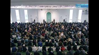 Freitagsansprache 19. April 2013 - Die wahren Eigenschaften eines Muslims