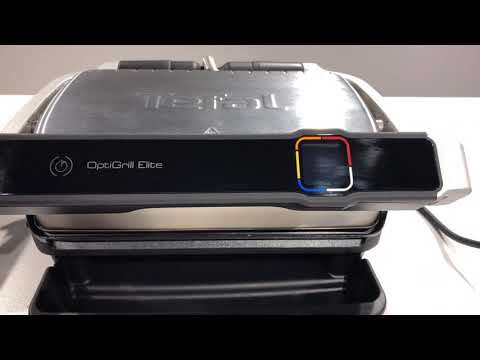 Гриль TEFAL OptiGrill Elite GC750830