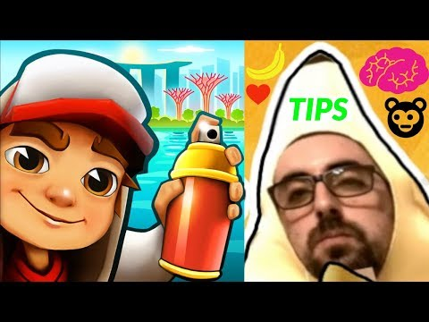 Subway Surfers Tips To Getting Better At The Game And Giveaway (Advertisement)