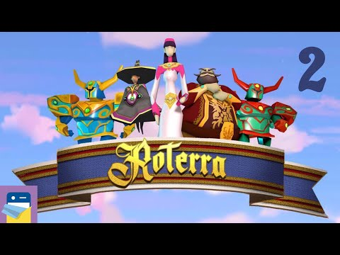 Roterra - Flip the Fairytale: iOS / Android Gameplay Walkthrough Part 2 (by Dig-It Games)