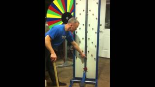 Home Made Strongman Carnival Game