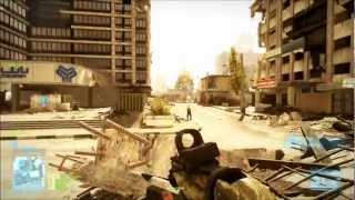 Battlefield 3 Aftermath Lets Play #11 - Aftermath Gameplay - Multiplayer - PC - German - HD 1080p