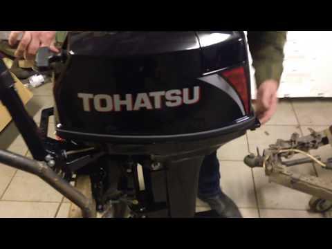 Тохатсу 18(Tohatsu M18E2 S)