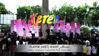 Melaney Ricardo + Roy Ricardo + Tyson Lycnh (MRT) PLAYER @KERENTvri 10 December 2012