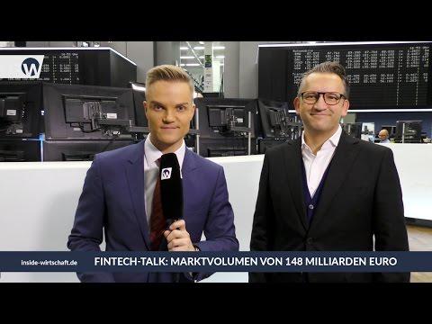 FinTech-Talk WebID - Folge 1: Branche mit 148 Mrd. Euro Marktvolumen