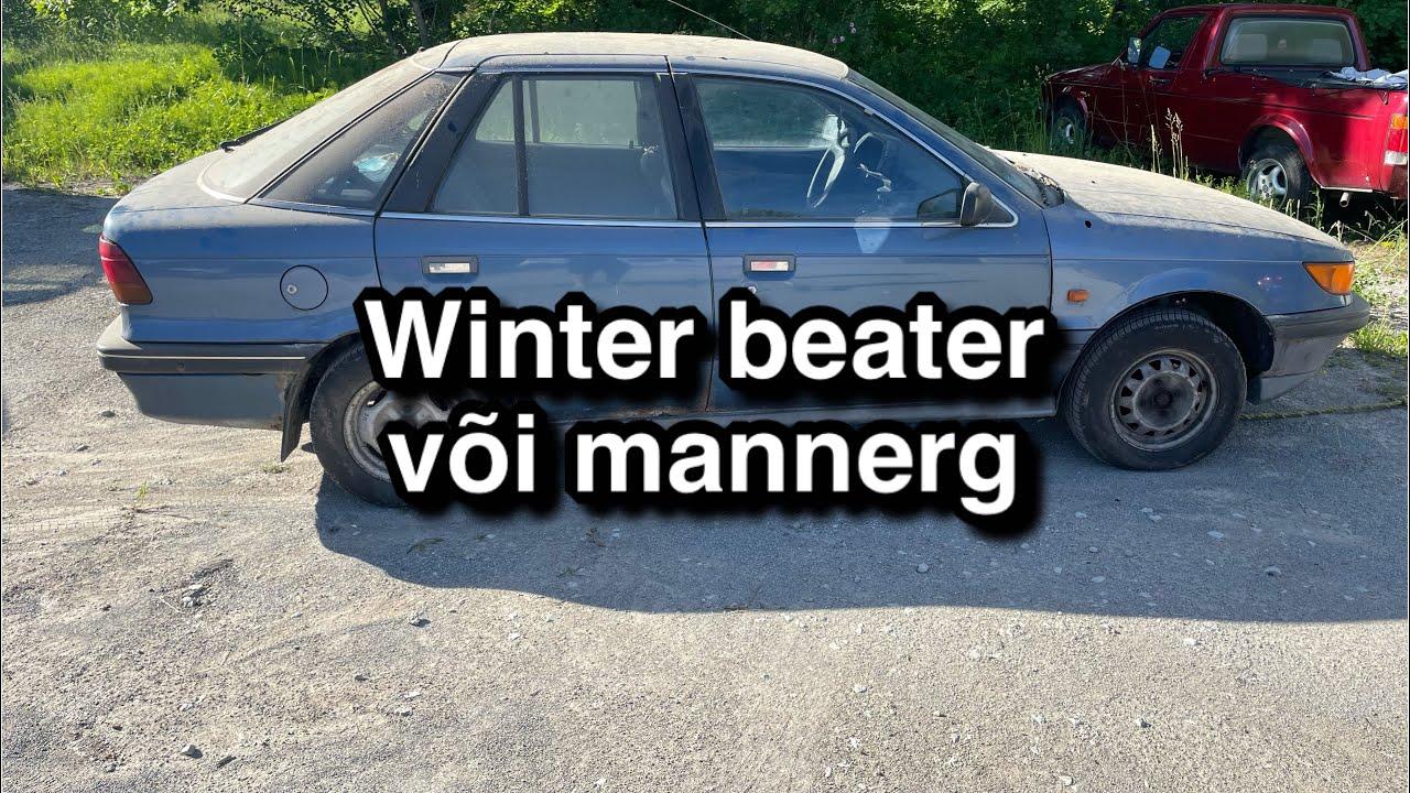 Vlog - 4WD Mitsubishi Lancer, Volvo, VR6 turbo