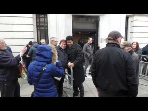 Chubby Checker in London 11 03 2016 (3)