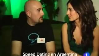 Speed dating citas en la Argentina. Como conocer chicos y chicas en Alguien Para Vos.