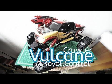 Revell Control // 24498 // Rock Crawler // Vulcane // 2,4 Ghz /7 unboxing