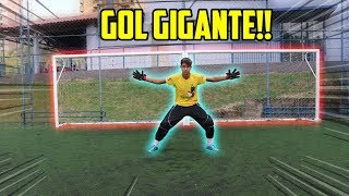 TENTE DEFENDER NO GOL GIGANTE!! ( o arthur conseguiu?? ) thumbnail