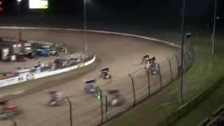 6.20.15 Ohio Sprint Speedweek: All Star Sprints  |  DIRTcar Modifieds  |  Stock Cars