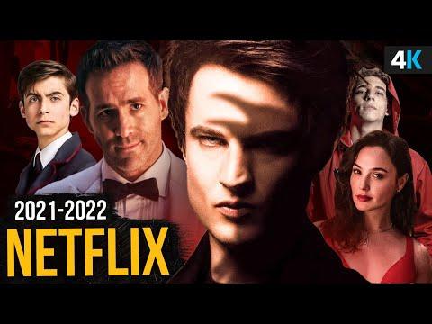 Главные фильмы и сериалы Netflix 2021-2022. Разбор панели TUDUM! - Видео онлайн