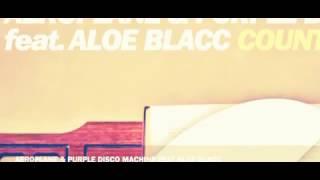 Aeroplane Purple Disco Machine Feat Aloe Blacc Counting On Me Spinnin Records