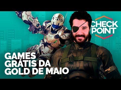 GAMES DA LIVE GOLD DE MAIO, VALVE COMPRA ESTÚDIO E NINTENDO LABO PARA IMPRIMIR - Checkpoint!
