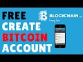 How To Create BlockChain Account Step By Step Hindi/Urdu