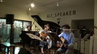 FINs カバー「たしかなこと」(作詞・作曲:小田和正)on 2017.4.22 at ...