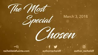Teaser #2: The Most Special Chosen