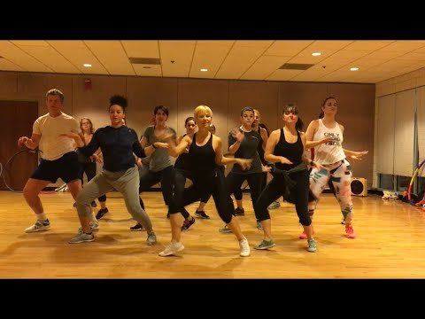 """""""THREE TO TANGO"""" by Pitbull - Dance Fitness Workout by Valeoclub"""