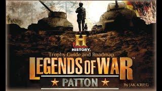 History: Legends Of War Patton - PS Vita - Pt Br