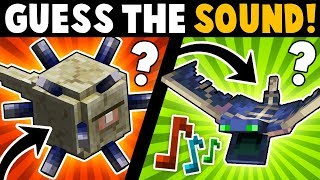 How Well Do YOU Know SOUNDS In Minecraft?