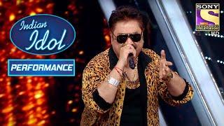Kumar Sanu जी ने दिया 'Jab Kisi Ki Taraf' पे जानदार Performance   Indian Idol Season 10