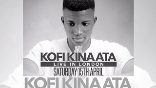 Kofi Kinaata Live In London performance