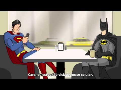 03   Super Cafe  Bat Phone