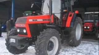 Ciągniki i traktory, polskie i zagraniczne