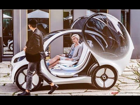 Car Design: 2017 Smart Vision EQ Fortwo Concept